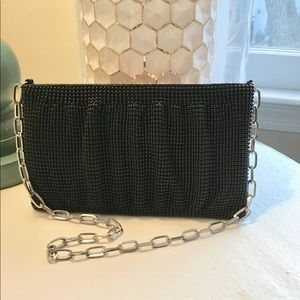 Black Evening Clutch Bag *like new*